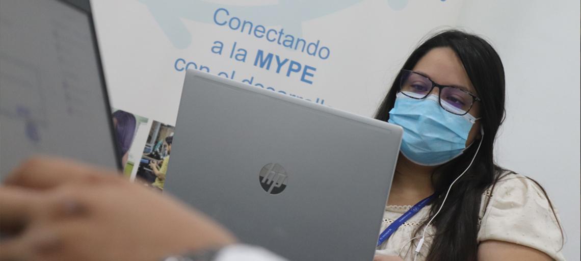 CONAMYPE impulsa a las MYPE desde los territorios.