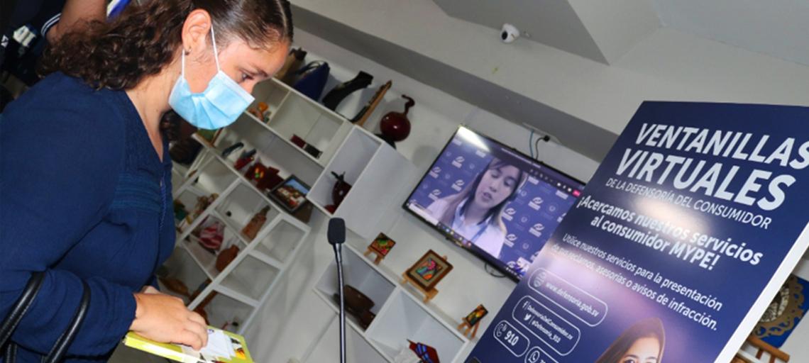 Habilitan ventanilla virtual para asesoría y recepción de controversia para MYPE y público en general